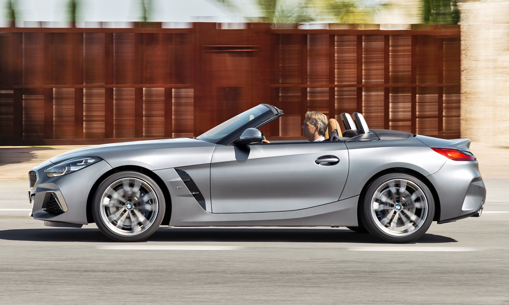 New Bmw Z4 Full Range Including Engine Options Detailed