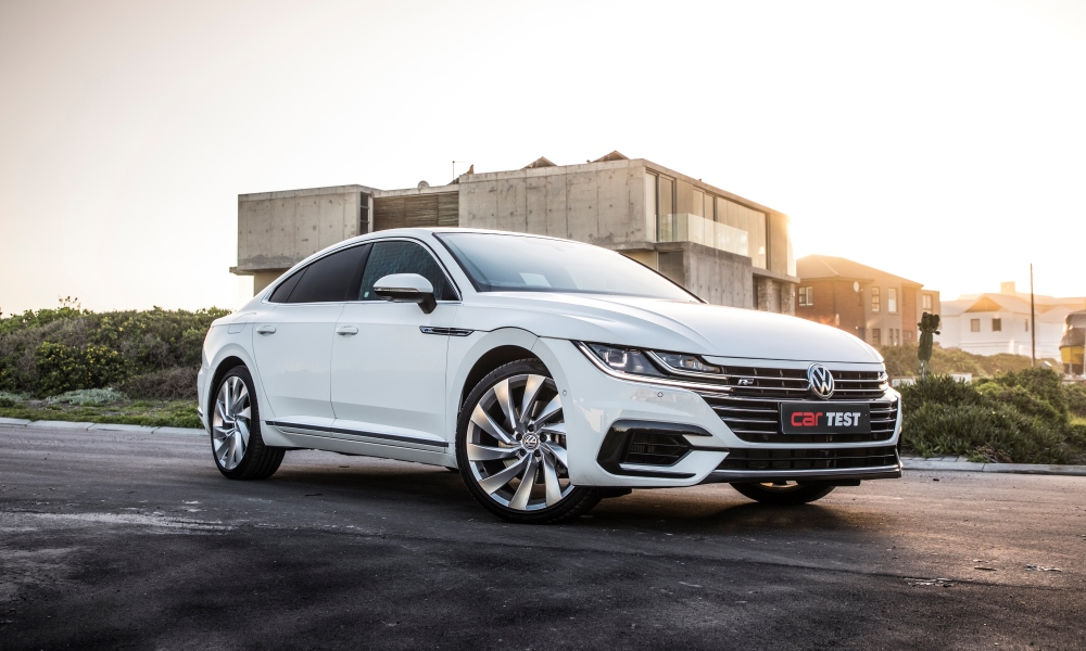 VW hopes the Arteon will entice Golf GTI and R buyers as they mature.