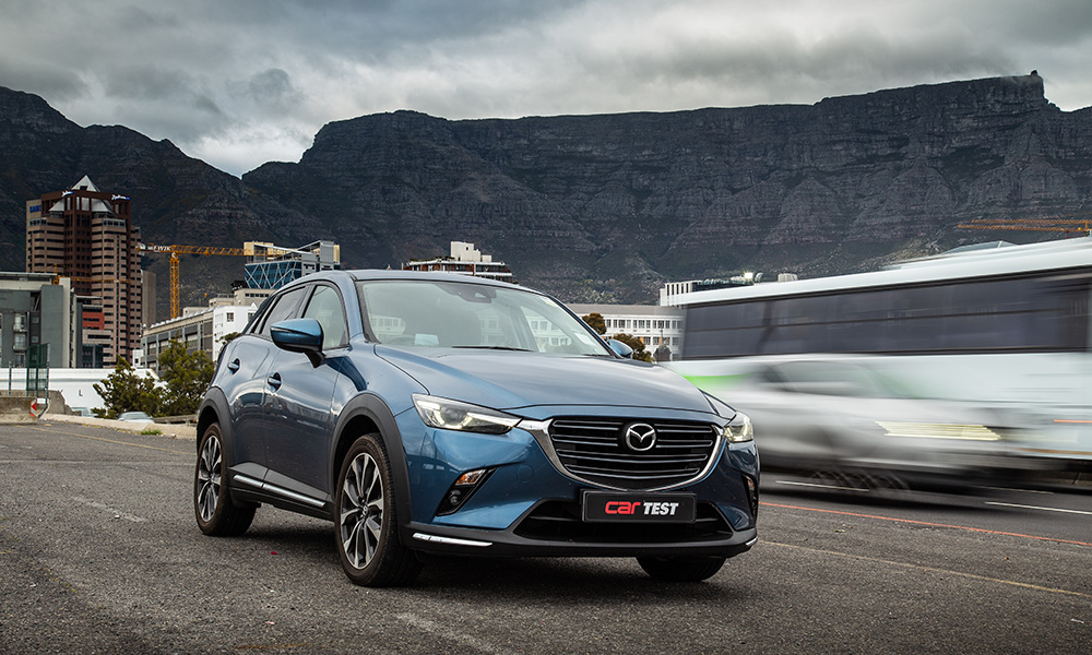 The Mazda CX-has received an understated refresh.