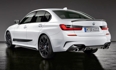 BMW 3 Series with M Performance parts