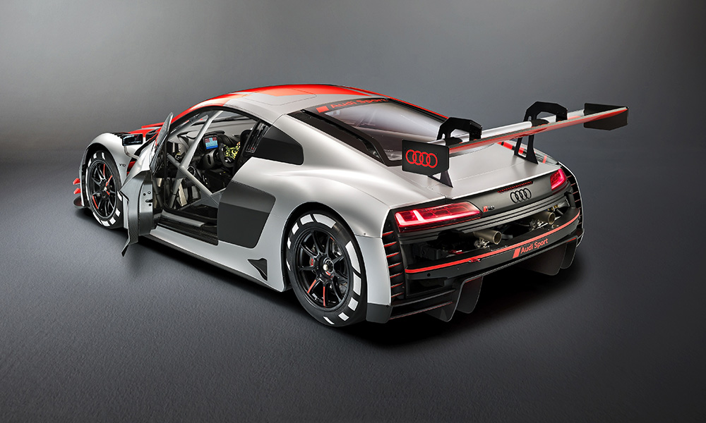 Audi R8 Lms Gt3 Inside View Car Magazine