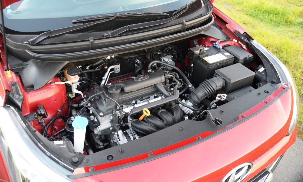 The 1,4-litre engine likely to struggle at altitude.