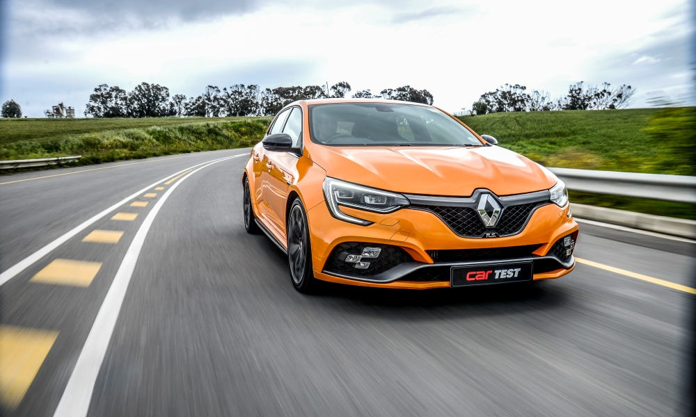 We test the new Mégane RS in 280 Lux EDC guise...