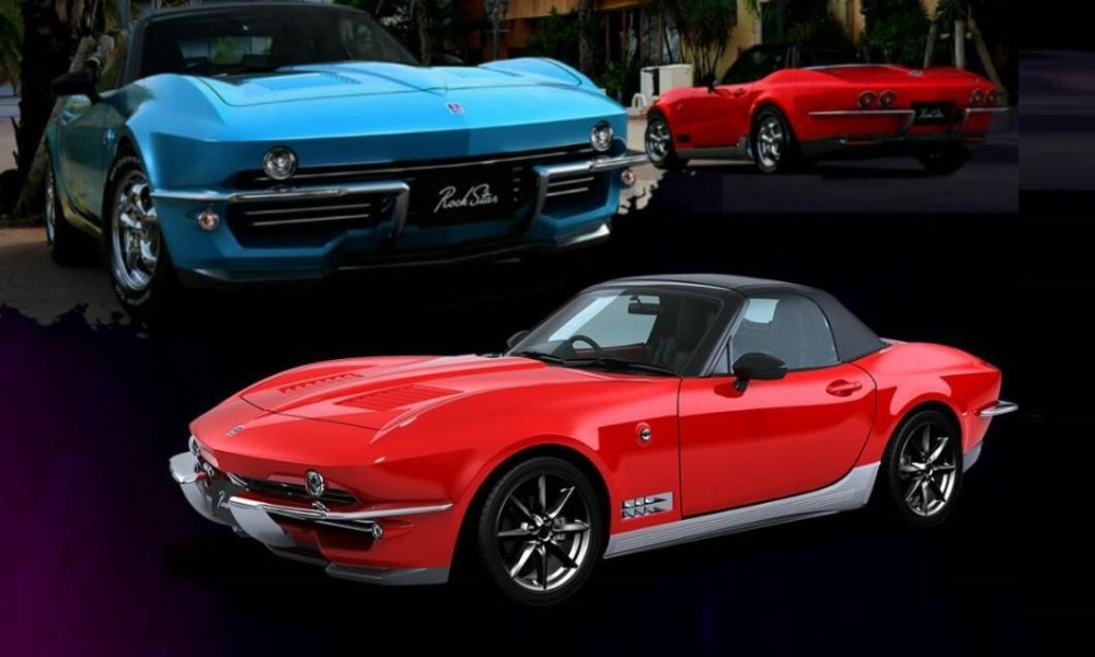 Buyers will be able to choose from a variety of colours.