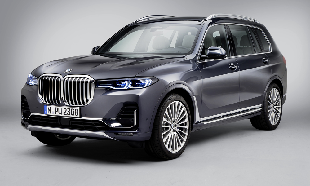 here s how much the bmw x7 will cost you in south africa. Black Bedroom Furniture Sets. Home Design Ideas