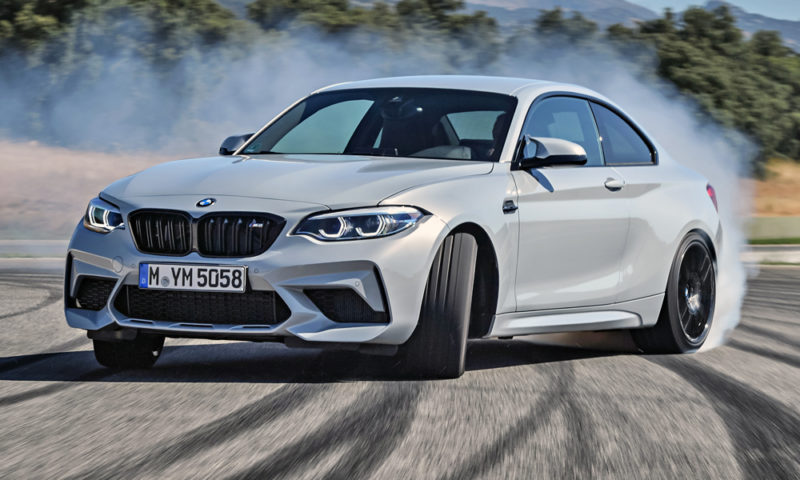 BMW M2 Competition successor will be a drift machine, says exec