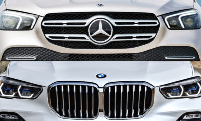Mercedes-Benz vs. BMW: sales race