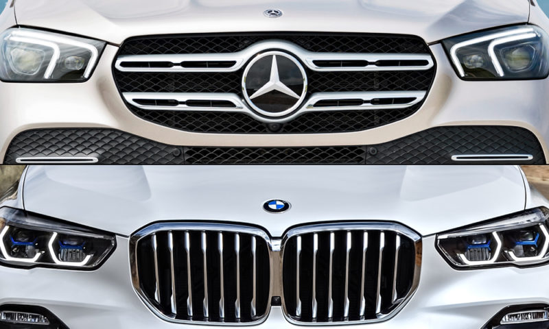 Mercedes Benz Vs. BMW: Sales Race