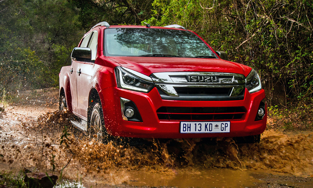 The Isuzu KB is now known as the D-Max here in South Africa.