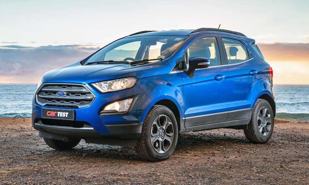 Ford has handed its EcoSport a useful update.