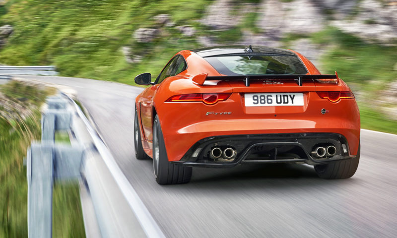 The next Jaguar F-Type will reportedly switch to BMW power...