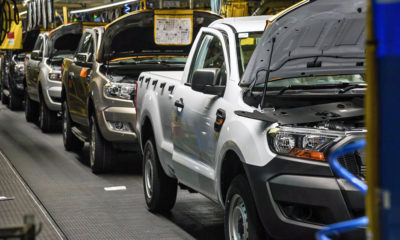 Ford says its local production capacity has hit a new high.