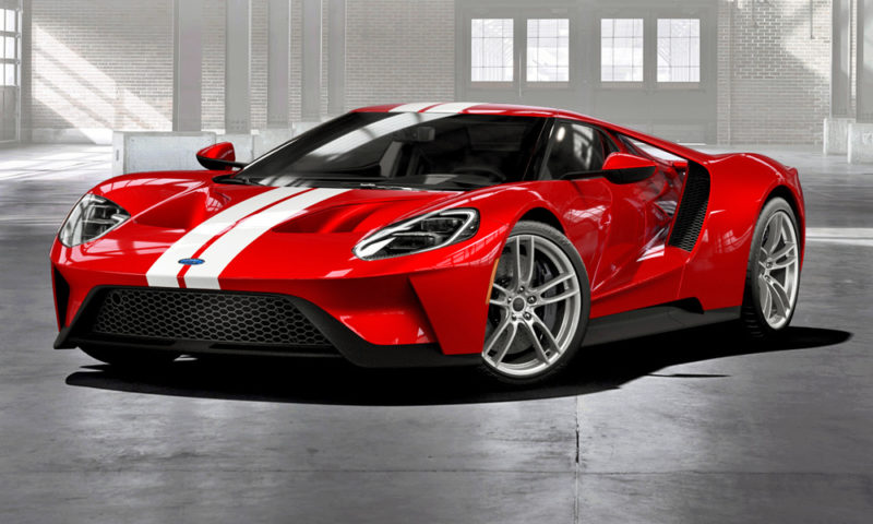 Looks Like The Ford GT Won't Be As Rare As We Thought