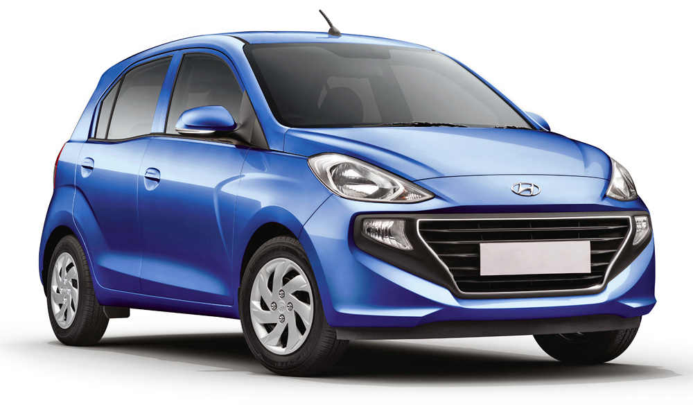 The new Hyundai Atos is expected to arrive in SA in the first quarter of 2019.