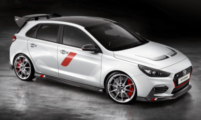 Hyundai i30 N accessories