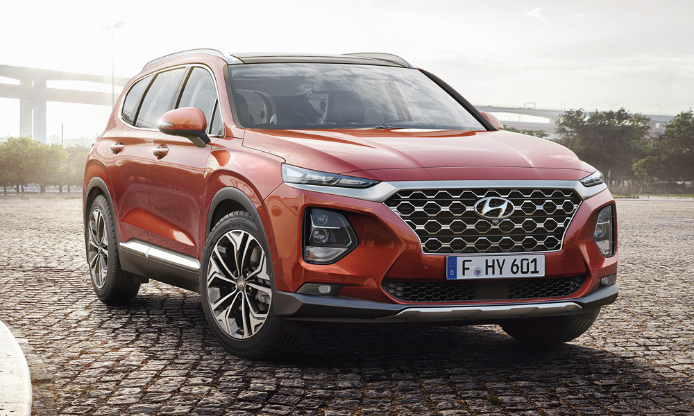new hyundai santa fe here 39 s how much it will cost you in sa car magazine. Black Bedroom Furniture Sets. Home Design Ideas
