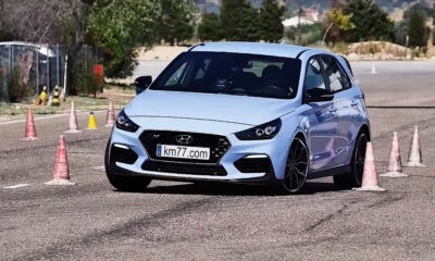 Hyundai i30 N hot hatch