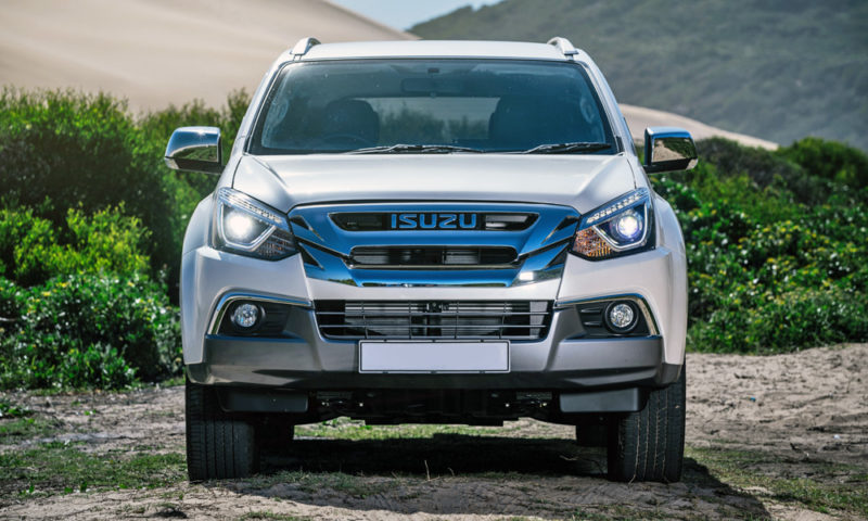 Small SUV to slot under Isuzu MU-X?