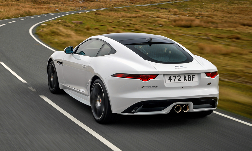 The New Jaguar F Type Chequered Flag Is Headed To South Africa.