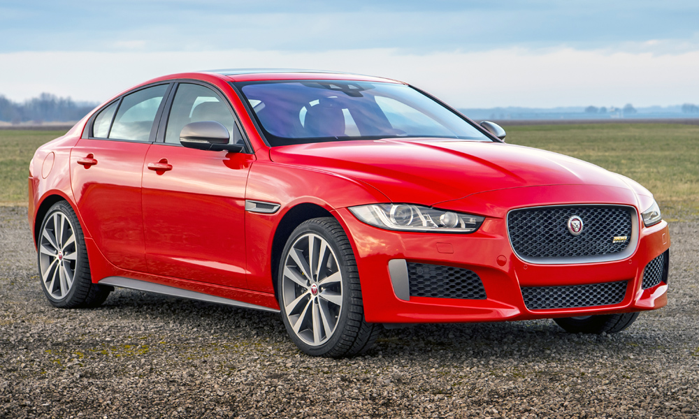 The Jaguar XE 300 Sport has arrived in South Africa.