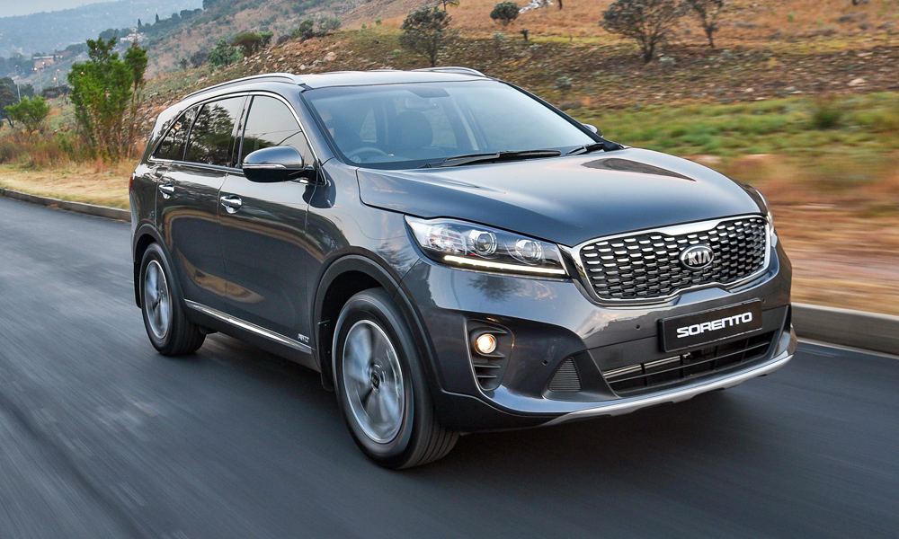 The facelifted Kia Sorento has arrived in South Africa.