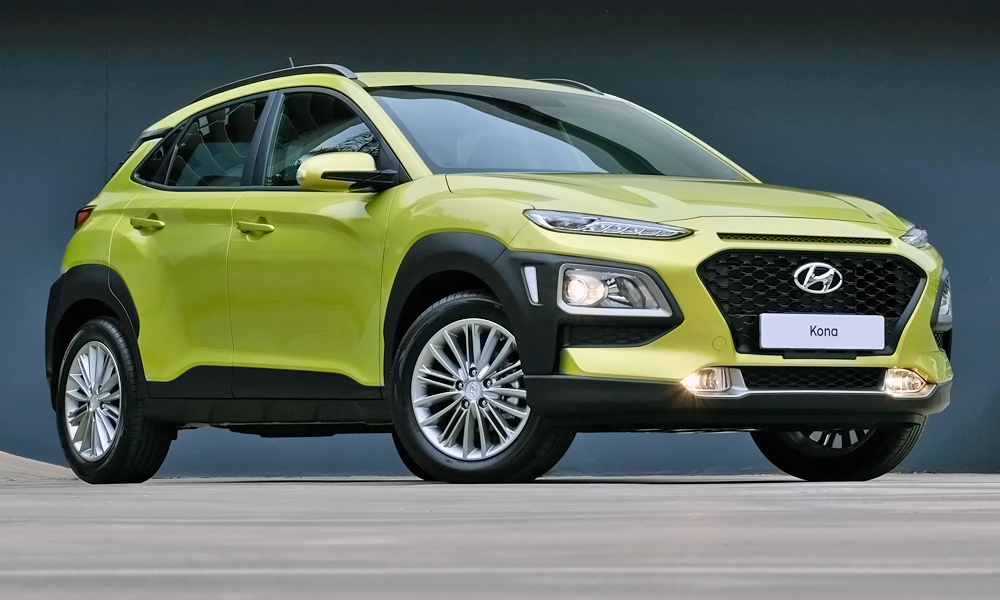 The new Hyundai Kona has arrived in South Africa.