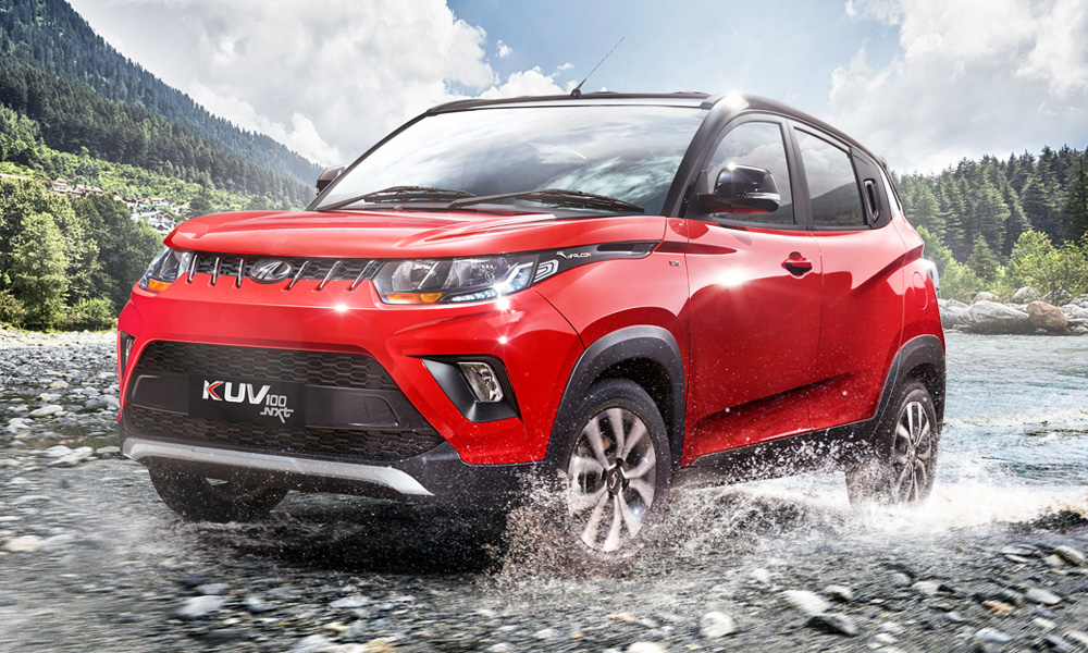 The updated Mahindra KUV100 Nxt has arrived in South Africa.
