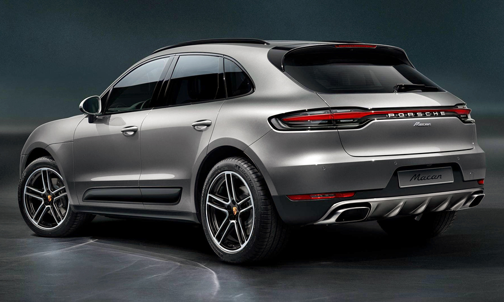 Updated Porsche Macan Hits Sa New Base Model Lowers Price Car