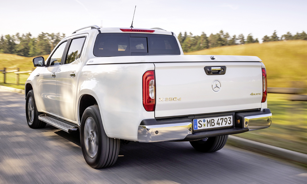 5 most expensive double-cab bakkies in South Africa…