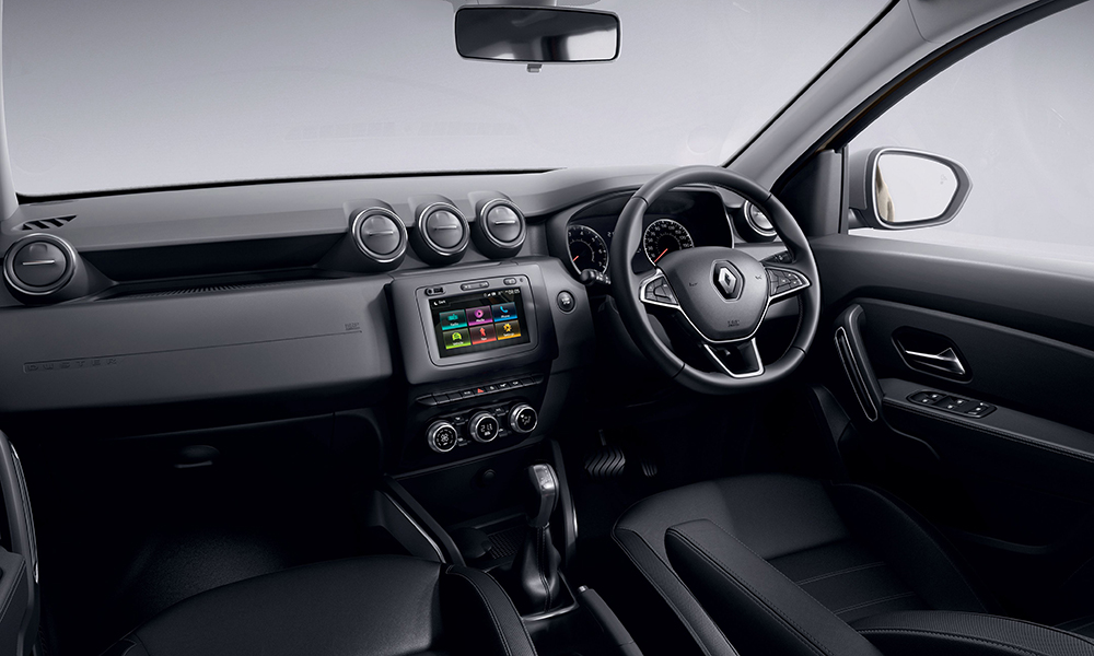 Inside, quality has been improved and the siting of the infotainment system higher on the facia makes using it on the go much easier.