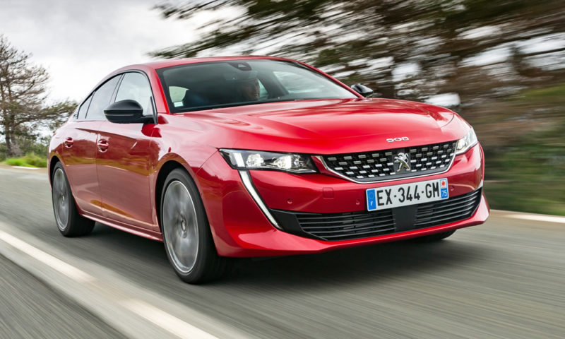 Peugeot 508 R on the way?
