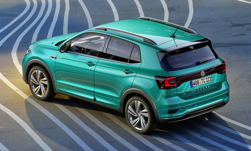 Volkswagen says new T-Cross is 'not just a reworked Polo'...
