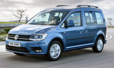 Volkswagen SA has expanded its Caddy range.