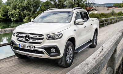 Mercedes-Benz X350d: most expensive