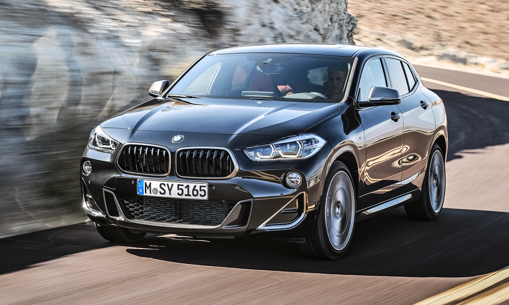 Pricing for the new BMW X2 M35i has been released.
