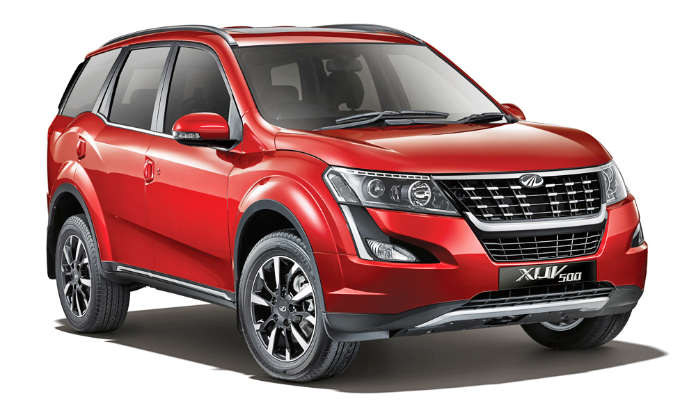 The updated Mahindra XUV500 has arrived in SA.