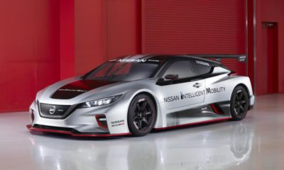 2018 LEAF NISMO RC front