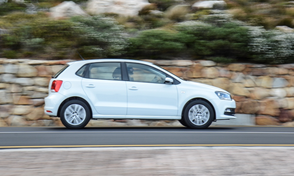 Newest Vivo is based on the fifth-generation Polo.