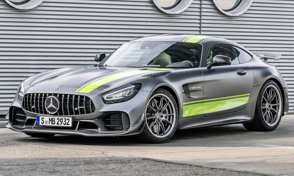 mercedes-amg gt family updated and new gt r pro added - car magazine