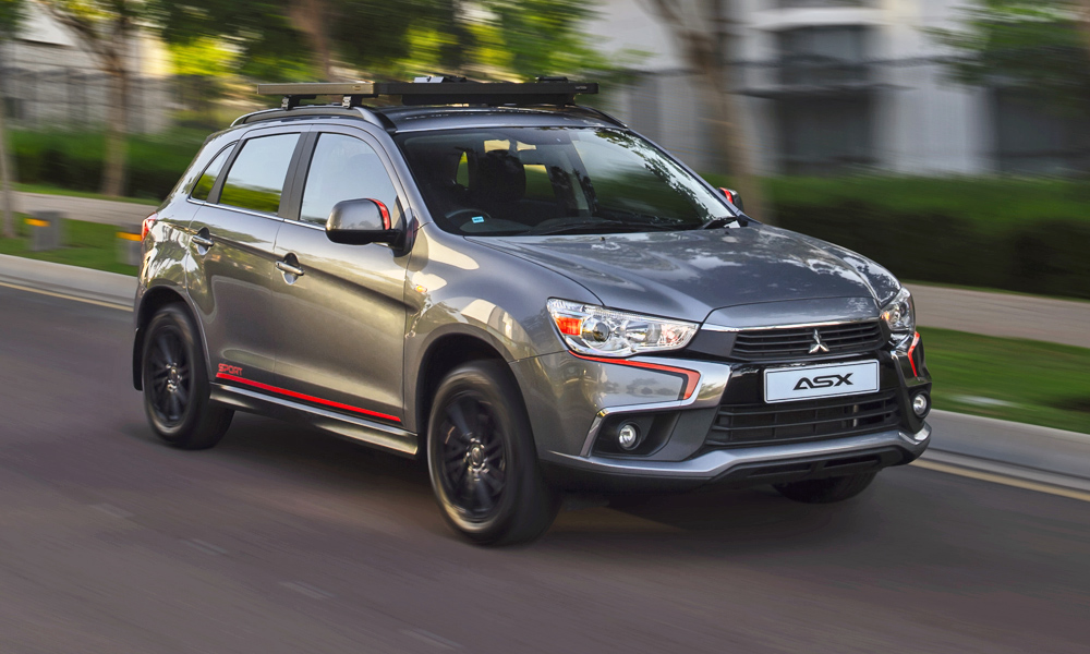 Mitsubishi SA has added the limited-edition ASX Sport to its range.