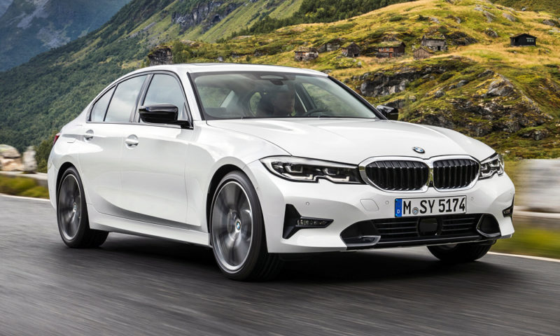 New Bmw 3 Series Base 320i To Arrive In Sa Later In 2019 Car Magazine