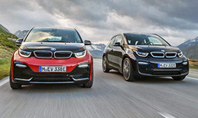 BMW i3 and i3s