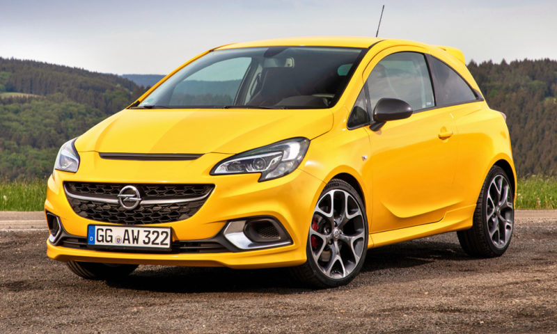 opel in sa corsa gsi and new diesel models coming in 2019 car magazine. Black Bedroom Furniture Sets. Home Design Ideas