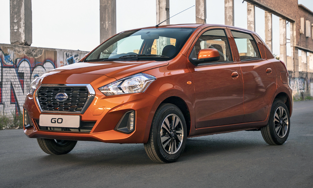 The updated Datsun Go has touched down in South Africa.