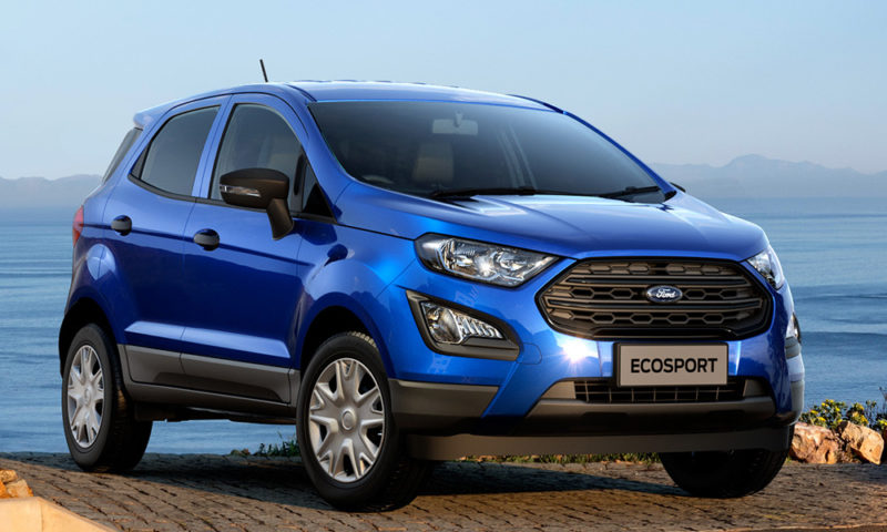 Ford EcoSport 1,5 Ti-VCT front