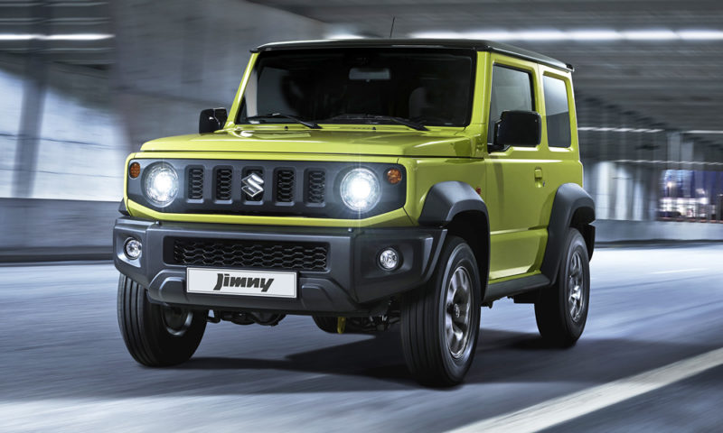 New Suzuki Jimny Pricing For South Africa Announced Car Magazine