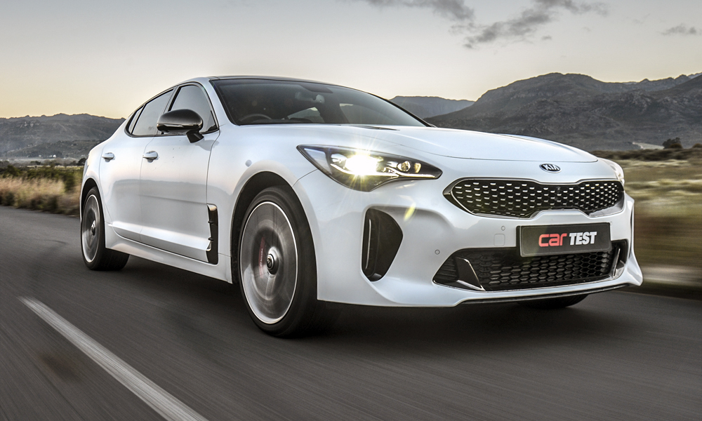 The new Kia Stinger is an encouraging warning shot across the bows of the Germans.