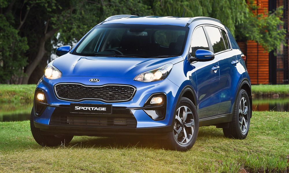 The refreshed Kia Sportage has arrived in South Africa.
