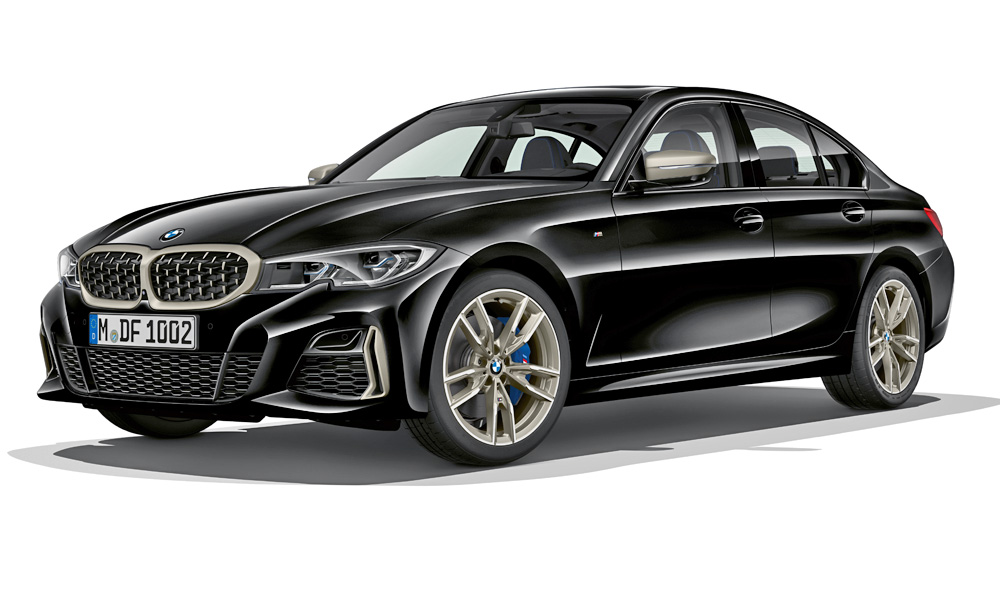 The BMW M340i will make its show debut in Los Angeles.