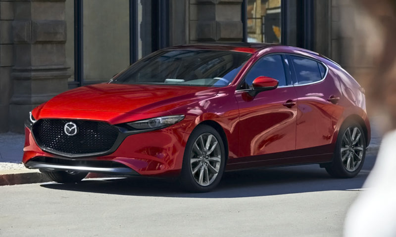 New Mazda3 debuts all-wheel drive